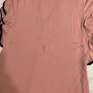 bobeau Tops - Short sleeve tunic
